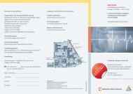 Kontakt & Anmeldung Lageplan, Information & Impressum ...