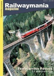 Railwaymania Magazine 1 - Railwaymania.com