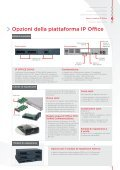 Ip Office Rel. 8 - Brochure - Westcon Convergence Italy - Page 5