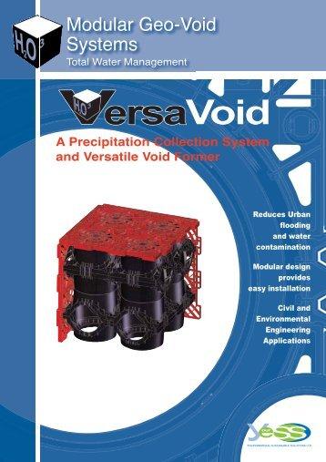 Modular Geo-Void Systems - Alderburgh