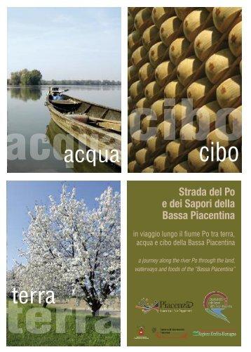 Strada del Po e dei Sapori della Bassa piacentina - Emilia Romagna ...