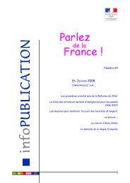 N°29, janvier 2008 - Consulat général de France à Hong Kong et ...