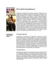 PD Dr. Martina Claus-Bachmann - Ethnomusicscape