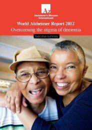 World Alzheimer Report 2012 - Alzheimer's Disease International