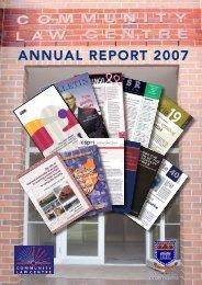 printed version - Community Law Centre