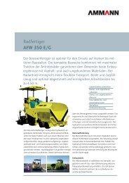 Radfertiger AFW 350 E/G