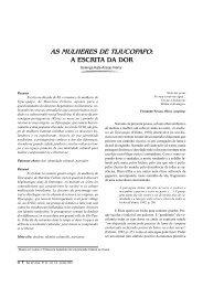 08-as mulheres - Revista de Letras - Universidade Federal do Ceará