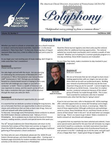 Polyphony - Acdapa.org