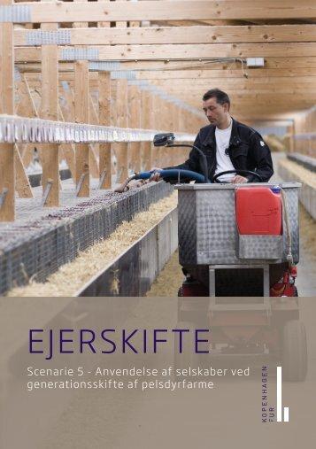 EJERSKIFTE - Kopenhagen Fur