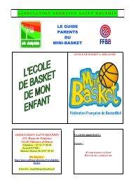 ASSOCIATION SPORTIVE SAINT DELPHIN - Les associations ...