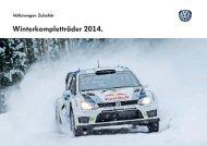 Katalog herunterladen (PDF) - Volkswagen AG
