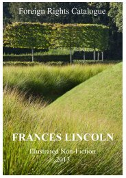 What are Gardens for? - Frances Lincoln