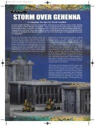 STORM OVER GEHENNA - Lski.org