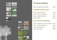 Charte des paysages - Annexes techniques - Bordeaux