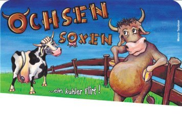 Un amour de vache - Nürnberger-Spielkarten-Verlag GmbH
