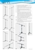 K&M MICROPHONE STANDS - Canford Audio - Page 2