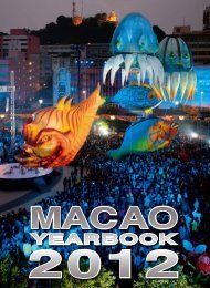 Macao Yearbook 2012