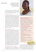 ausgebildete Pflege- fachleute für Tanzania. - SolidarMed - Seite 4