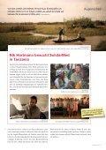 ausgebildete Pflege- fachleute für Tanzania. - SolidarMed - Seite 5