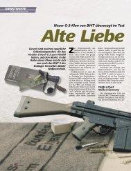 BWT 3 D - Waffentechnik