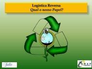 Logística Reversa Qual o nosso Papel? - Fecomercio