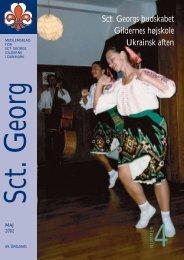 Sct. Georgs budskabet Gildernes højskole Ukrainsk aften