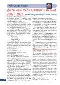 Sct. Georgs budskabet Gildernes højskole Ukrainsk aften - Page 6