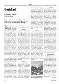 GVB-Taktfahrplan: FAHRGAST verhindert Ausdünnungen - Seite 4
