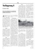GVB-Taktfahrplan: FAHRGAST verhindert Ausdünnungen - Seite 6