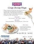 Handy Crispy Shrimp Wraps - Perkins - Page 2