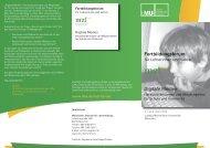 Fortbildungsforum Digitale Medien - Dr. Andreas de Bruin