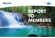 Report to Members August 2011