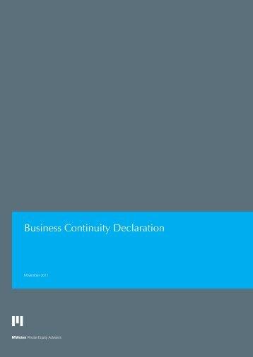 MVision Letterhead Continuation Paper UK