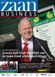Zaanse Golf Club: Kwaliteit van de baan moet ... - Zaanbusiness