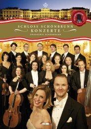 Schönbrunner Schlosskonzerte (PDF) - Klassische Konzerte Wien
