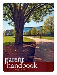 Parent Handbook - Lafayette College