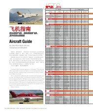 飞机指南 - Business Jet Traveler