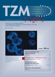 TZM News 01-2006 - Seite