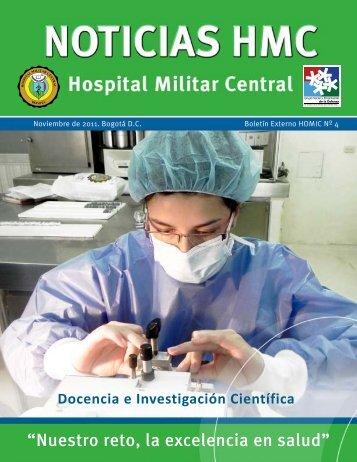 BOLETIN EXTERNO 4.pdf - Hospital Militar