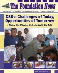 Newsletter ENGL Na 5 2007.pdf - The Foundation for Civil Society