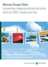 Brochure - ABN AMRO Markets