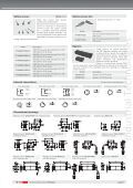 Coded magnetic sensors SR series Pizzato Elettrica - Industrial ... - Page 7