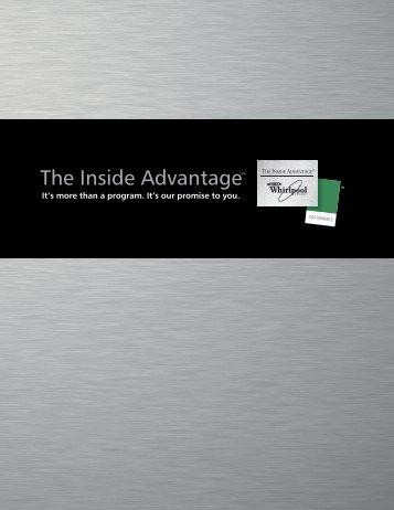 The Inside Advantage™ - Builder Concept Home 2012