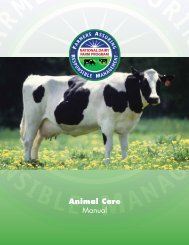 National Dairy FARM Program - AgWeb