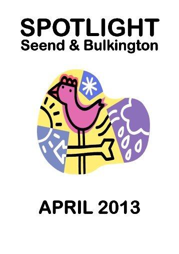 13 Apr Spotlight.pdf - Seend Home Page