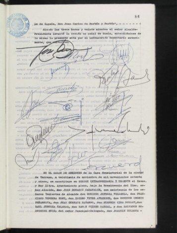 pe de España , Don Juan Carlos de Borb6n y Borb6n ...