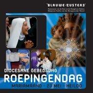 roepingendag - Bisdom Haarlem