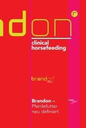 Brandon – Pferdefutter neu definiert - medvetico