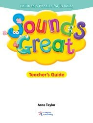 Sounds Great 1 - Compass Publishing Japan