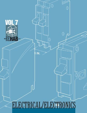 The Rehab Guide, Volume 7 - ToolBase Services